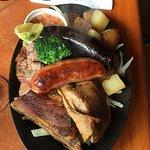 Variedad de carnes