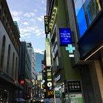 Photo de Shopping à Myeongdong