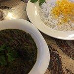 GhormehSabzi, Vegetarian