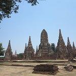 Fotografie: Wat Chaiwatthanaram