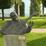 Zdjęcie Monument to Vladimir Nabokov