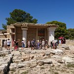 Foto de Knossos Archaeological Site