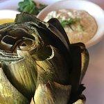Artichokes. good appetizer
