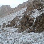 на склоне горы Мата-Таш