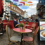Foto di Café Rouge Salisbury