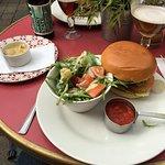 Café Rouge Salisbury Foto