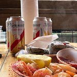 Peel & Eat Shrimp a definate must