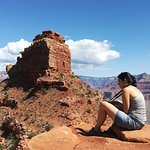 South Kaibab Trailの写真