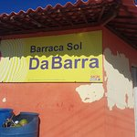 Ponto de apoio em Barra de São Miguel.