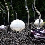 Chihuly - Outdoor garden