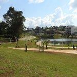 Vista parcial do Parque