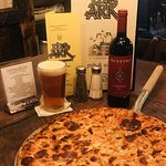 PIZZA! Served every night after 10pm for those late night munchies