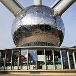 Atomium Foto