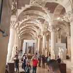 Louvre Foto
