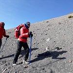terreno bastante arenoso e a altitude são grandes desafios