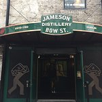Photo of Jameson Distillery Bow St.