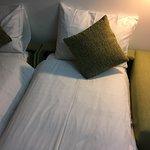 Раскладные кресла вместо кровати