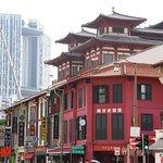 新加坡佛牙寺龍華院照片