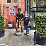 Phil Lynott Statue Foto