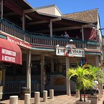 Cool Cat Cafe in the Wharf Center in Lahaina