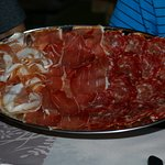 Scrumptious prosciutto and other cured meats