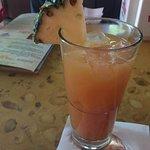 Delicious Bahama mama