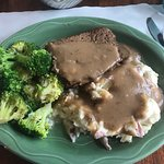 Meatloaf for lunch