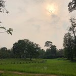 Morning in Cambodia.