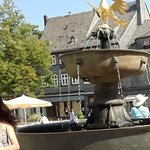 Goslar, Alemania, Fuente del Mercado (Marktbrunnen)