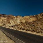 """Death Valley - Artist""""s Drive"""