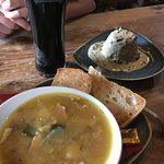 Soup and Haggis