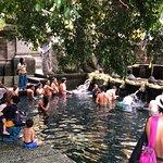 Foto van De Tirta Empul Tempel