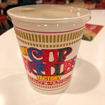 Decorating my Cup Noodle