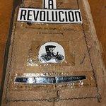Photo de La Revolución. Comedor de Baja California