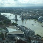 Tower Bridge from SkyGarden