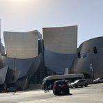 Photo of Walt Disney Concert Hall