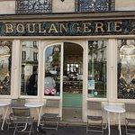 Boulangerie near Marché d'Aligre