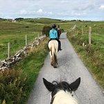 Cleggan Beach Riding Centre Photo