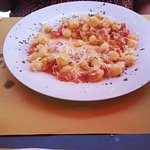 Amazing, authentic Italian food. The pasta and gnocchi were homemade too.