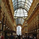 Viktor-Emanuel-Galerie (Galleria Vittorio Emanuele II) Foto