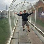 David (65) in Bude Tunnel