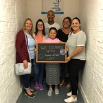 What a fabulous Silver level escape from 'The Secret 6', from Bletchley and Welwyn Garden City.