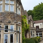 The main entrance to the Premier Inn and the Brewers Fayre Restrauant