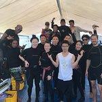 A wonderful fundives with Alona Divers today at Balicasag Island 🌴 🐢👻😘🐸🐠🐟