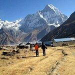 Treak to Annapurna Base Camp