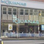 Outside Las Iguanas, Chester