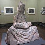 Iraqi Pieta by Michael Sandle RA