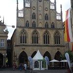 Foto van Historisches Rathaus Münster