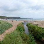 Φωτογραφία: Freshwater East Beach