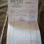 Bar Yolyの写真